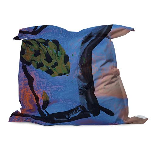 Atlantic Jazz T Lounge bag